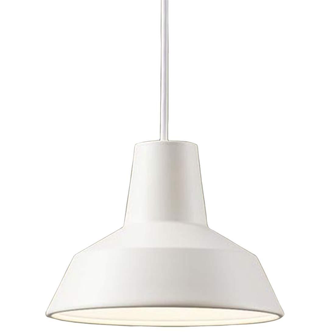 パナソニック 小型ペンダントライト LGB15021WF 直付 ホワイト 白紐 奥行20×高さ20×幅14.5cm B07DC1S1LF