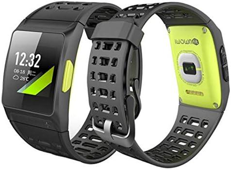 UTHDELD Smartwatch Reloj Inteligente para Hombres, frecuencia ...