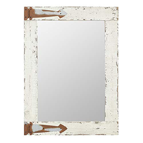 Aspire 6152 Wall Mirror, - Bathroom Mirrors Rustic Metal