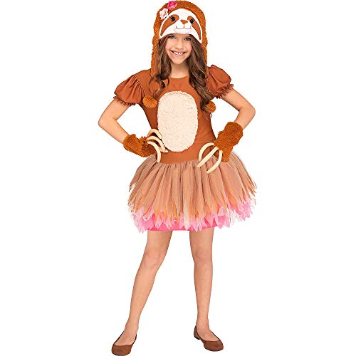 Fun World Easter Unlimited Sassy Sloth Halloween Costume