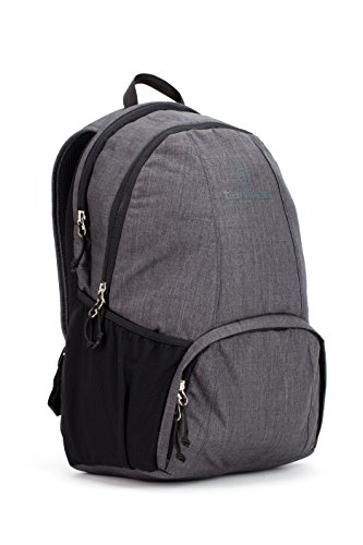 Foam Tamrac (Tamrac Tradewind Backpack 24 Dark Grey for DSLR Cameras)
