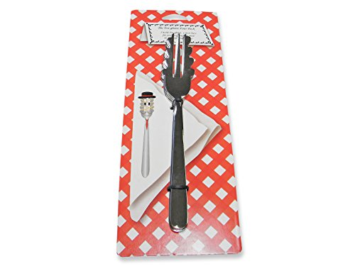 Rehabilitation Advantage For-Ghetti Spaghetti Fork (Set of 4) Adult Size