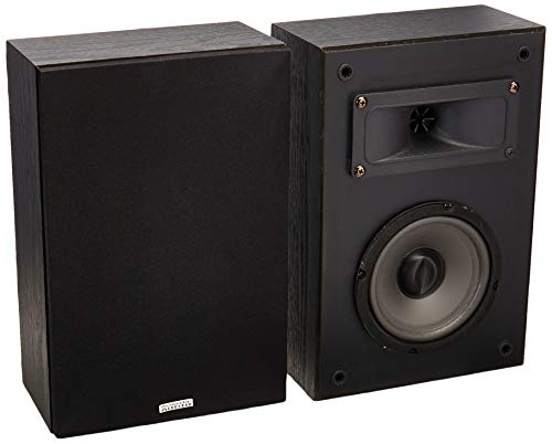 Acoustic Audio PSS-52 Bookshelf Speakers 100 Watt 5.25