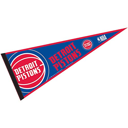 WinCraft Detroit Pistons Pennant Full Size 12