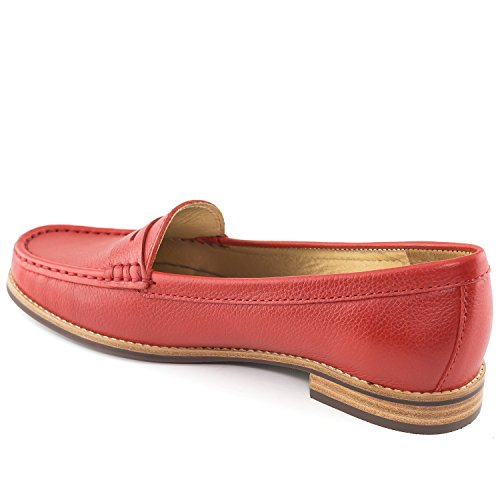New York Village Red Grainy Marc Women's Joseph East 51HqHn