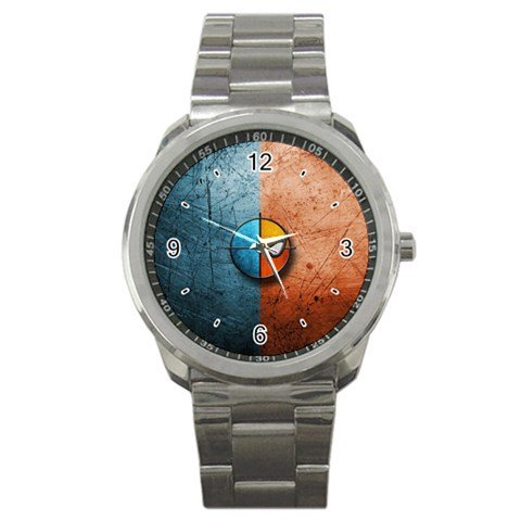 DC+Comics+Watch Products : Deathstroke DC Comics Sport Metal watch Limited Edition