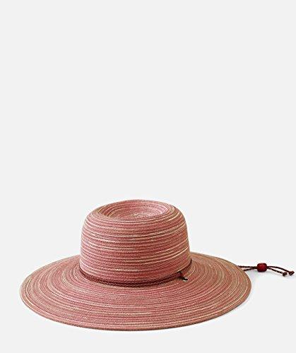 san-diego-hat-company-womens-mixed-braid-garden-hat-rust-one-size