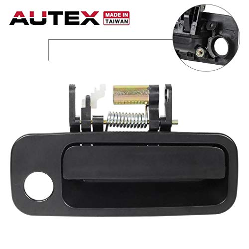 - AUTEX Black Exterior Front Right Door Handle Passenger Side Compatible with 1997 1998 1999 2000 2001 Toyota Camry Lexus ES300 79427 69210-33040 6921033040