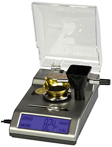 Lyman Accu-Touch 2000 Electronic Scale 115/230V 7751558 by Lyman