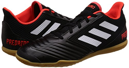 Black 4 De Ftwr core Solar Chaussures Red Predator Tango Adidas Noir Football Room White 18 vcwcSB1q