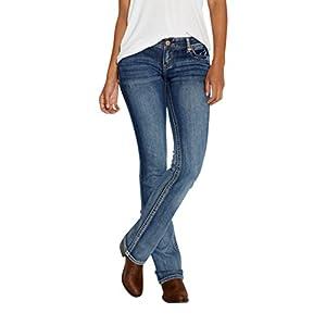 maurices Women's Ellie Slim Boot Jeans In Medium Wash