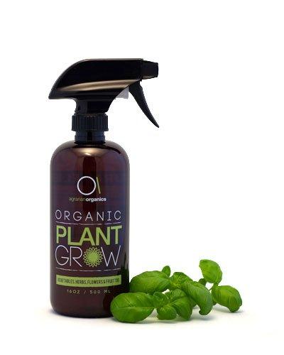 AO Organic Plant Grow Agrarian Organics EU Ltd