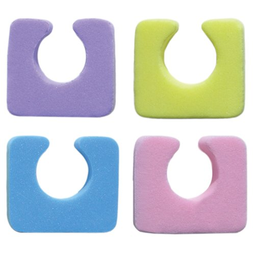144ct Color Onezees Toe Separators by americanails