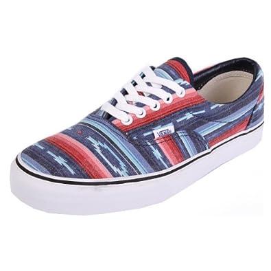 Vans Era Van Doren Multi Stripe Blue 42  Amazon.co.uk  Shoes   Bags a4cb840b0