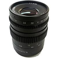 SLR Magic 35mm T1.4 Cine Mark II Lens for Micro 4/3