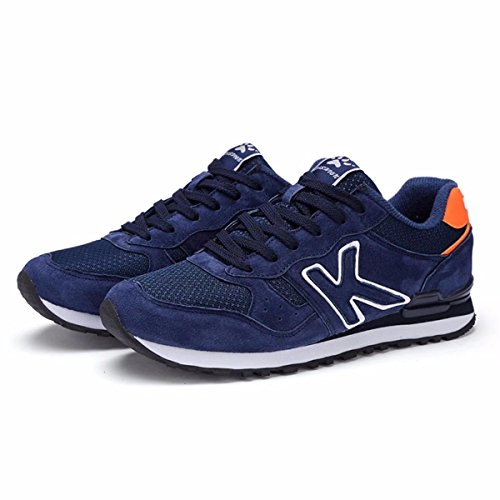 Afterburn Blue Up Men's Shoes Training Leather Sneaker Sport Lace Boy Classic Running Energy Casual for qA6EFpZ