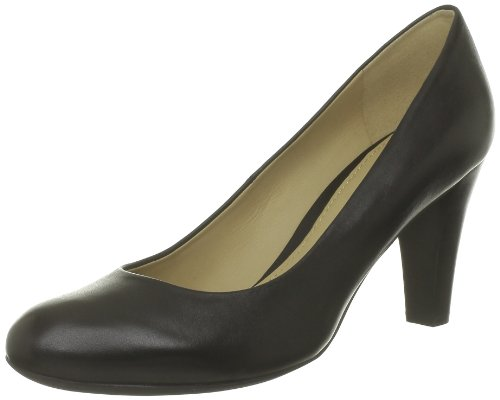 Geox Mujeres Marie Claire High Dress Pump Black