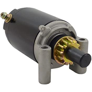 New Starter John Deere LT133 LT150 LT160 LTR155 STX46 Toro 265-6 265H 5770