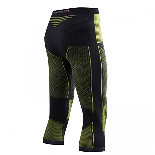 X-Bionic Energy Accumulator EVO Mens 3/4 Tights, Charcoal, for sale  Delivered anywhere in USA