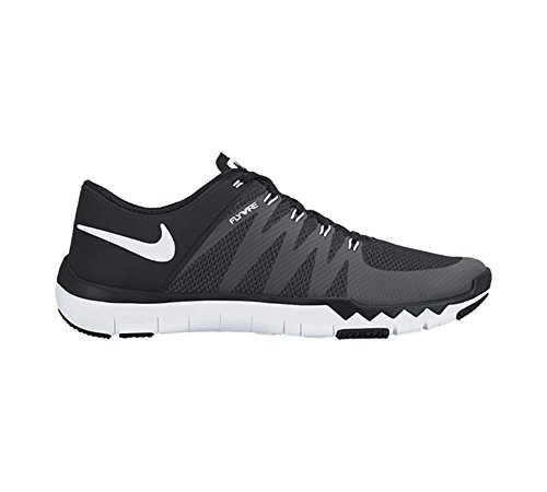 Nike Free 5.0 - Zapatillas para hombre Black/Dark Grey/Volt/White