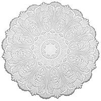 Rosetón de techo de poliétano 1.055 diámetro 75,3