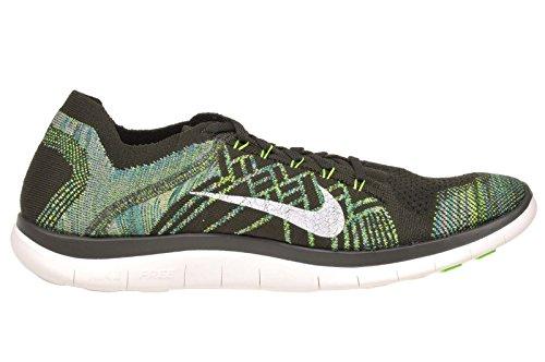WHITE 4 ELECTRIC SEQUOIA SUMMIT 0 Mens Flyknit GREEN Free Nike xwqgUZ0