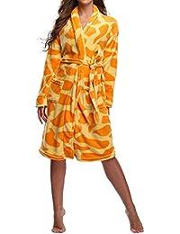 Amazon.com  Oranges - Robes   Sleep   Lounge  Clothing e89a266a2