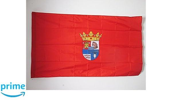 AZ FLAG Bandera de la Provincia DE Segovia 90x60cm para Palo ...