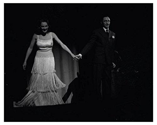 Amazon 1942 Mischa Auer Actor On Stage Strand Theatre Syracuse