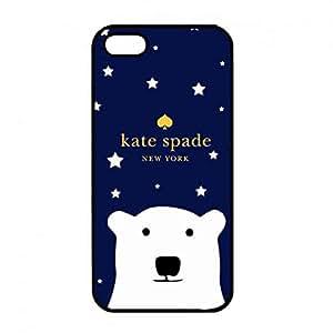 Funda For iPhone 5/ iPhone 5s,Luxury Brand Phone Funda,Kate Spade Phone Funda