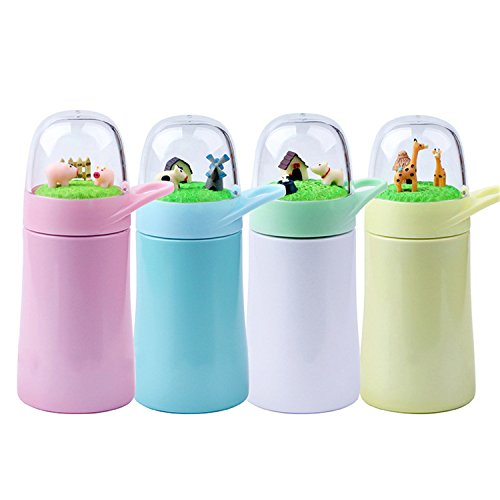 Beautifullight Portable 280/420ML Quality Creative Animal Th