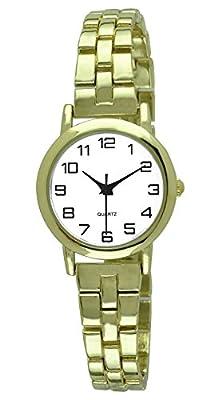 Moulin Women's Classic Metal Watch Gold-Tone #18520.74600