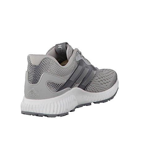 adidas Men's Aerobounce M Fitness Shoes, Black Grey (Gridos/Plamet/Gricin 000)