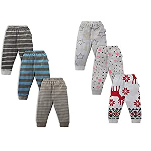 NammaBaby Unisex Baby Cotton Mixed...