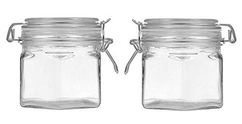 lock candy jar - 2
