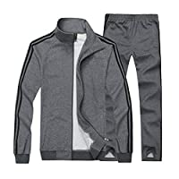 Romano Mens Tracksuit Sports Jacket & Pant in 18 Colors