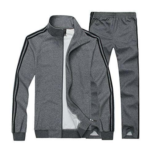 41qrCvR%2BXhL. SS500  - Romano Mens Tracksuit Sports Jacket & Pant in 18 Colors