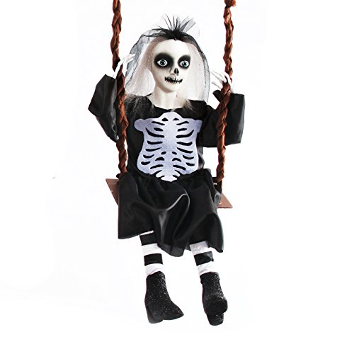 24 Inch Swinging Halloween Doll -