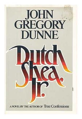 book cover of Dutch Shea, Jr.