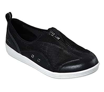 Skechers Womens Madison Ave - My District Black Size: 5