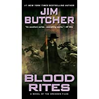 Deals on Blood Rites  Kindle Edition