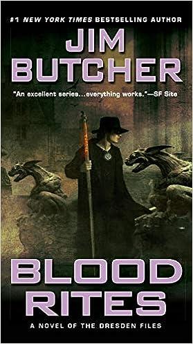 Amazon.com: Blood Rites (The Dresden Files, Book 6 ...