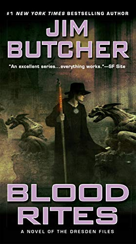 (Blood Rites (The Dresden Files, Book 6))
