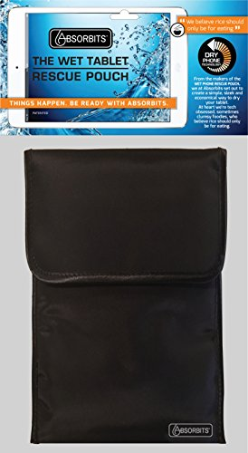 Dri Pouches - Tablet Rescue and Storage Pouch with Bone-Dri technology !! As seen on NBC !