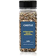 Castle Foods Everything Bagel Seasoning, 11 Ounce