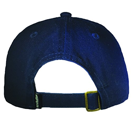 Tiny Expressions Toddler Boys' and Girls' Navy Embroidered Initial Baseball Hat Monogrammed Cap (Z, 2-6yrs) by Tiny Expressions (Image #1)