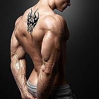 Tatuaje temporal para hombres para hombre - Konsait Extra Fake ...