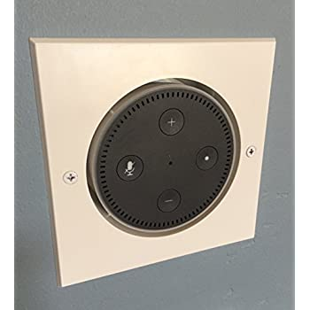 In-Wall/Ceiling Alexa Echo Dot 2nd generation Mount