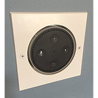 in-Wall/Ceiling Alexa Echo Dot 2nd Generation Mount
