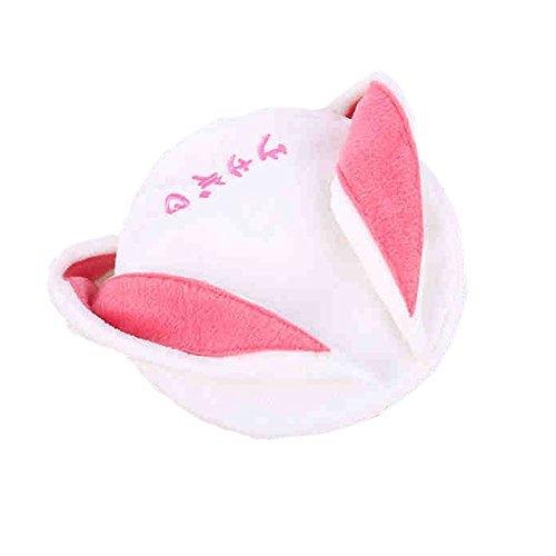 Cute Rabbit Beret Hat Costume Headwear New Year Gift Cosplay Women Coser -